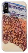 Arch Of Titus Two IPhone Case