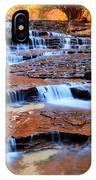 Archangel Falls In Zion IPhone Case