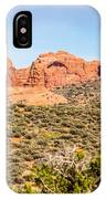 Arches National Park  Moab  Utah  Usa IPhone Case
