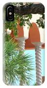 Arches Thru The Trees IPhone Case