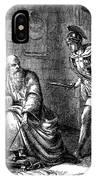 Archimedes (c287-212 B.c.) IPhone Case