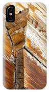 Architectural Detail At Bodie 1 IPhone Case