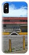 Architectural Study Mare Island Vallejo Ca IPhone Case