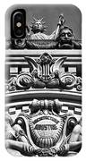 Architecture Industrie B-w IPhone Case