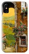 Arco Di Paese IPhone Case