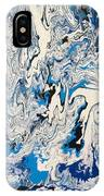 Arctic Frenzy IPhone Case