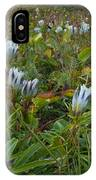 Arctic Gentian Blooming In The Alpine IPhone Case