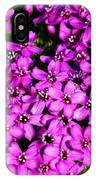 Arctic Wild Flowers IPhone Case
