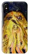 Argh  Matey - No Votes Accepted For Debbie May IPhone Case