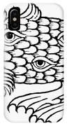 Argus Sea Monster, 1537 IPhone Case