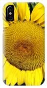Arikara Sunflower IPhone Case