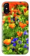Arizona Wildflowers IPhone Case