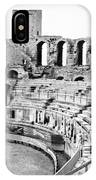 Arles Amphitheater A Roman Arena In Arles - France - C 1929 IPhone Case