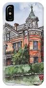 Armstrong Mansion IPhone Case