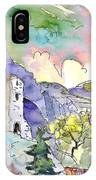 Arnedillo In La Rioja Spain 03 IPhone Case