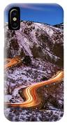 Around The Bends IPhone Case