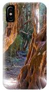 Arrayanes Grove On Trail In Arrayanes National Park Near Bariloche-argentina IPhone Case