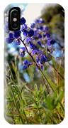Arroyo Lupine Four IPhone Case