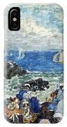 art 032 Maurice Prendergast IPhone Case