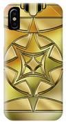 Art Deco Brass 2 IPhone Case