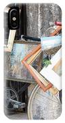 Art Gallery Bike IPhone Case
