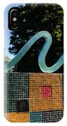 Art In The Park - Louis Armstrong Park - New Orleans IPhone Case