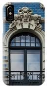 Art Nouveau In Riga IPhone Case