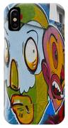 Art Of The Circus IPhone Case