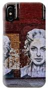 Art On The Street IPhone Case