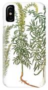 Artemisiae & Reseda IPhone Case