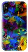 Arthropod Rainbow IPhone Case