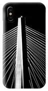 Arthur Ravenel Jr. Bridge Lines IPhone Case