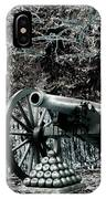 Artillery At Pickettes Charge IPhone Case