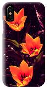 Artistic Tulips By Earl's Photography IPhone Case