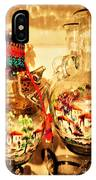 Artsy Water Bottles Made In Lebanon  IPhone Case