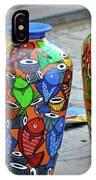 Artwork Large Vase IPhone Case