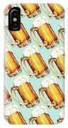 Beer Pattern IPhone Case