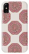Cologne - Red Earth IPhone Case