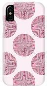Shepherd's Race - Rose IPhone Case