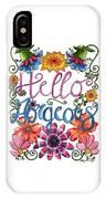 Hello Gorgeous Plus IPhone Case