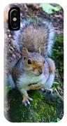 Glasgow Squirrel IPhone Case