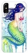 Mermaid Splash IPhone Case