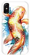 Koi Fish I IPhone Case