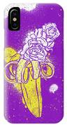Floral Banana IPhone Case