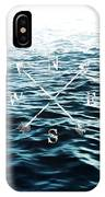 Winds Of The Sea IPhone Case
