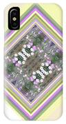 Hill Of Flowers Double IPhone Case