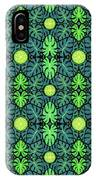Monstera Leaves Pattern IPhone Case