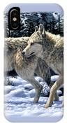Wolves - Unfamiliar Territory IPhone X Case