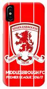 Middlesbrough F.c. IPhone Case