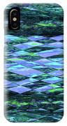 Blue Green Ocean Abstract IPhone Case